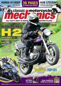 Classic Motorcycle Mechanics - June 2016