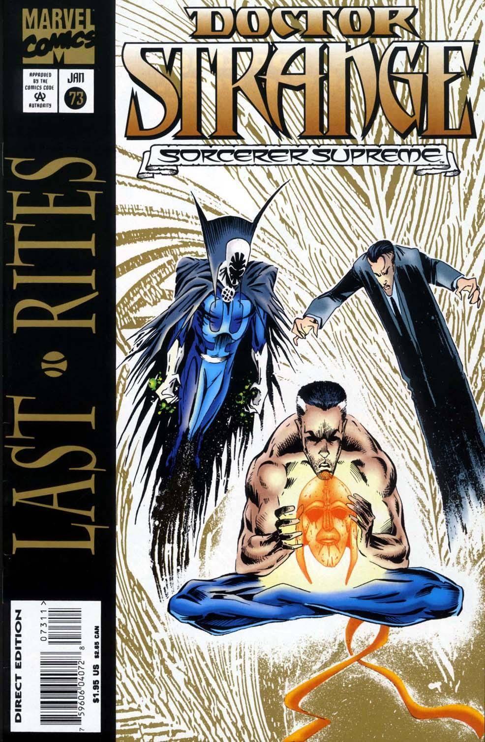 Doctor Strange v3 Sorceror Supreme 73