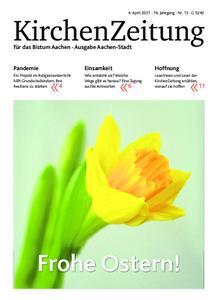 KirchenZeitung für das Bistum Aachen – 03. April 2021