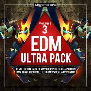 Singomakers EDM Ultra Pack 3 MULTiFORMAT