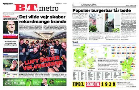 MetroXpress København – 12. juni 2018