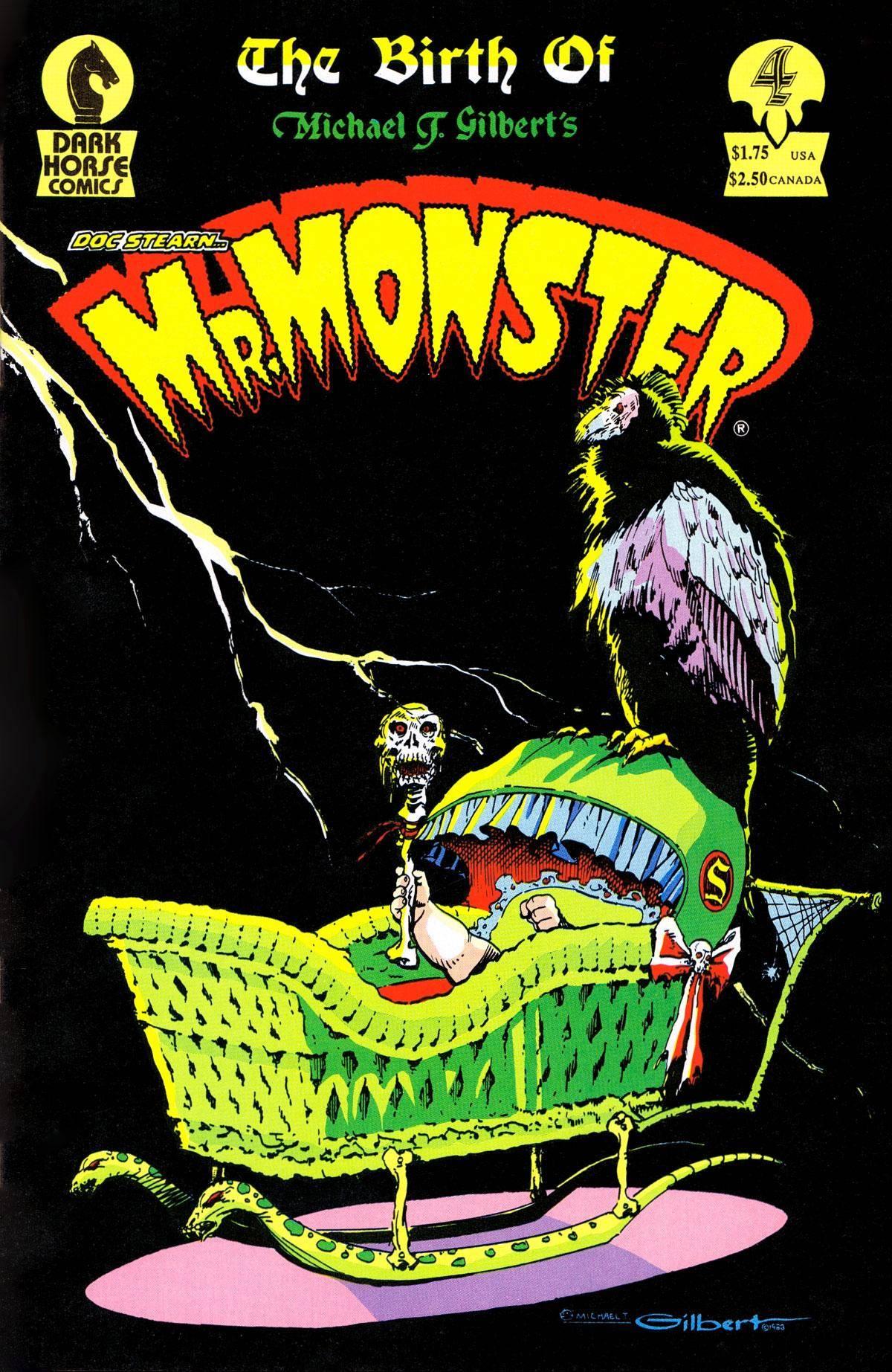Mister Monster [1988-11] Origins 004
