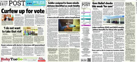 The Guam Daily Post – April 16, 2020