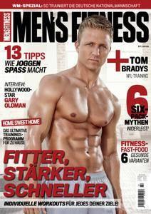 Men's Fitness Germany - Juli 2018