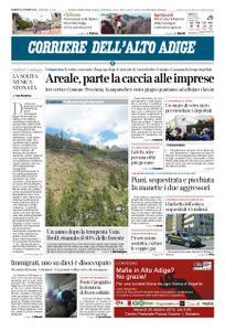 Corriere dell'Alto Adige – 25 ottobre 2019