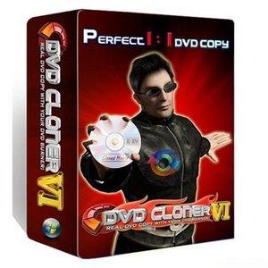 DVD-Cloner 6.70 Build 986 + Portable
