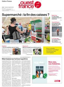 Ouest-France Édition France – 23 septembre 2020