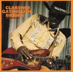Clarence 'Gatemouth' Brown - Pressure Cooker (1985) [Re-Up]