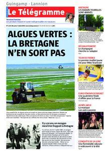 Le Télégramme Guingamp – 07 juillet 2019