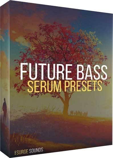 Surge Sounds Future Bass WAV MiDi SERUM MASSiVE / AvaxHome
