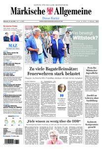 Märkische Allgemeine Dosse Kurier - 13. Juni 2018