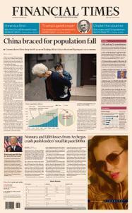 Financial Times USA - April 28, 2021