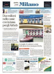 la Repubblica Milano - 15 Ottobre 2017