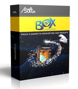 Asoftis 3D Box Creator 1.2 Portable
