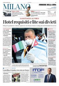 Corriere della Sera Milano – 23 marzo 2020