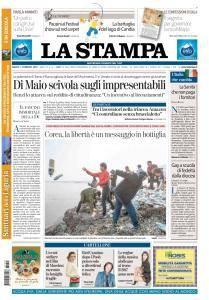 La Stampa Imperia e Sanremo - 3 Febbraio 2018
