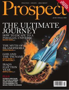 Prospect Magazine - February 2005