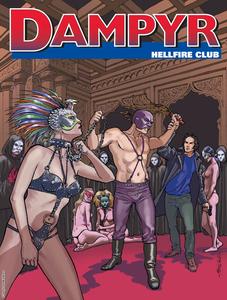 Dampyr N.226 - Hellfire Club (01/2019)