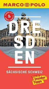 MARCO POLO Reiseführer Dresden, Sächsische Schweiz, 19. Auflage