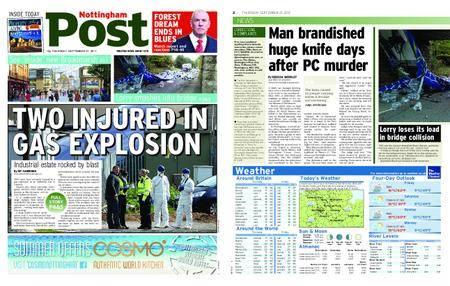 Nottingham Post – September 21, 2017
