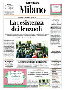 la Repubblica Milano – 18 maggio 2019