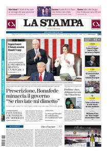 La Stampa Torino Provincia e Canavese - 6 Febbraio 2020
