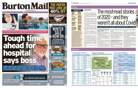 Burton Mail – January 02, 2021