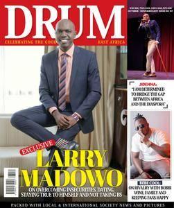 Drum East Africa  - October 2017