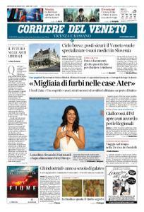 Corriere del Veneto Vicenza e Bassano – 28 agosto 2019