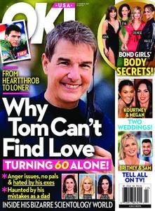 OK! Magazine USA - October 18, 2021