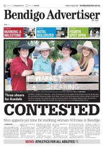 Bendigo Advertiser - February 26, 2018