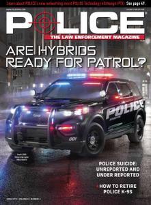 POLICE Magazine - April 2019