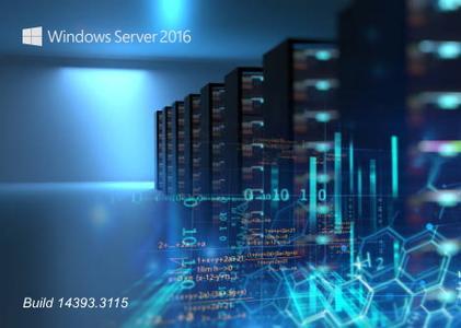 Windows Server 2016 Build 14393.3115