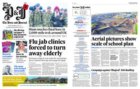 The Press and Journal Moray – November 06, 2018