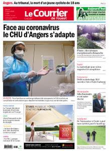 Le Courrier de l'Ouest Cholet – 03 mars 2020
