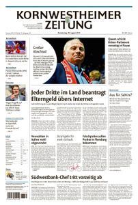 Kornwestheimer Zeitung - 29. August 2019