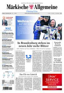Märkische Allgemeine Fläming Echo - 21. Dezember 2018