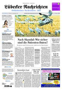 Lübecker Nachrichten Ostholstein Süd - 18. September 2019