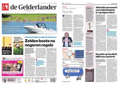 De Gelderlander - Rivierenland – 26 juni 2020