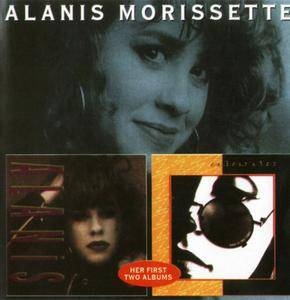Alanis Morissette - Her First Two Albums: Alanis & Now Is The Time (1995)