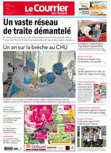 Le Courrier de l'Ouest Angers – 09 mars 2021