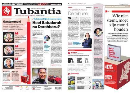 Tubantia - Enschede – 20 maart 2019