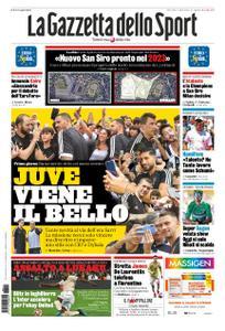 La Gazzetta dello Sport Sicilia – 11 luglio 2019