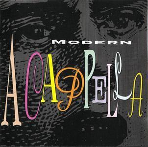 VA - Modern A Cappella (1992) {Rhino} **[RE-UP]**