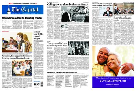 The Capital – February 26, 2019