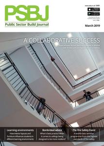 PSBJ/Public Sector Building Journal - March 2019