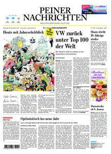 Peiner Nachrichten - 30. Dezember 2017
