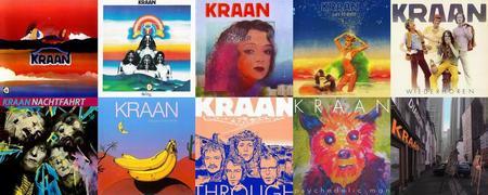 Kraan - 10 Studio Albums (1972-2010) (Repost)