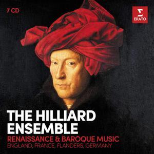 The Hilliard Ensemble - Renaissance & Baroque Music (2017)