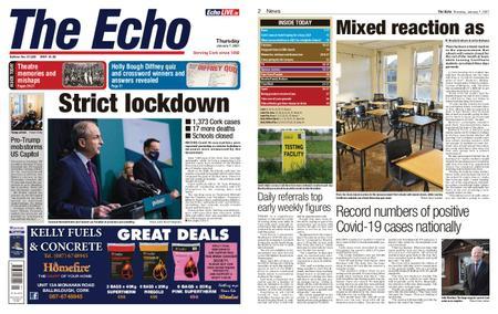 Evening Echo – January 07, 2021